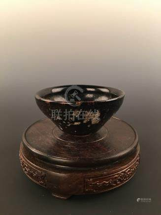 Chinese Jizhou Ware Porcelain Bowl