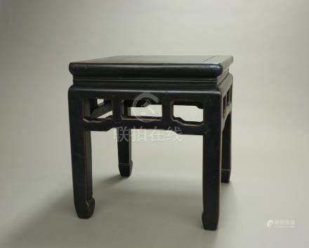紅木四方小桌