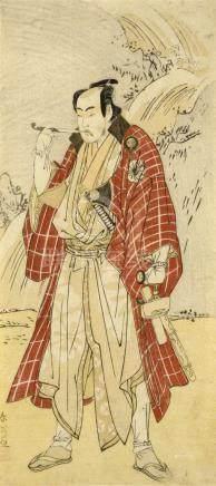 JAPON, Période Edo XVIII XIXe siècle