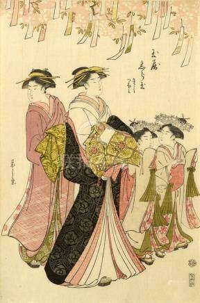 JAPON, XVIII XIXe siècle