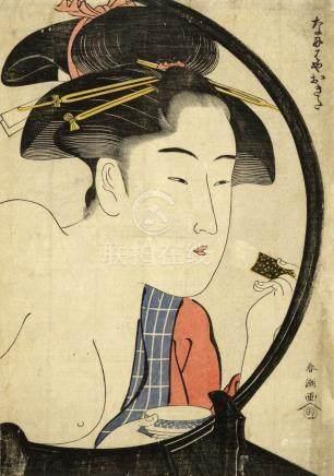 JAPON, XVIIIe siècle