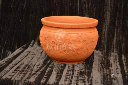 An Antique Chinese Stoneware Pot