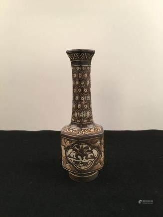Chinese Ci Zhou Ware Porcelain Vase