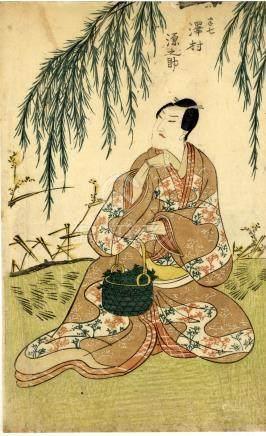 Toyokuni, Utagawa 1769-1825 - Yakushae (Oban von einem Mehrb