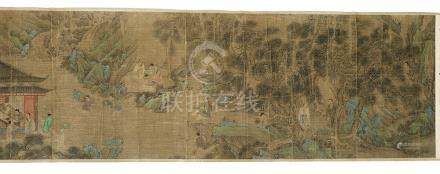 Chinese Handscroll