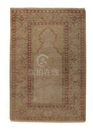 Antique Prayer Carpet