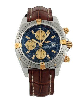 "Breitling, ""Chronograph, Officially Certified Chronomet…"
