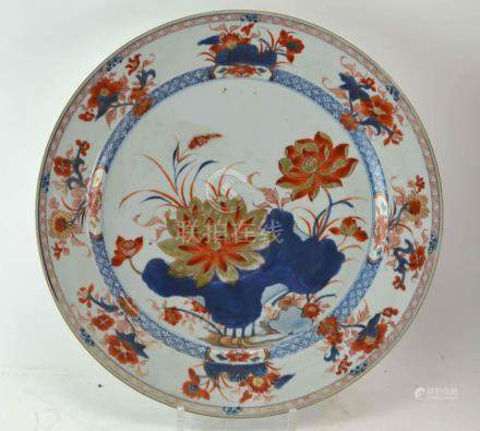 (Asian antiques) Imari plate