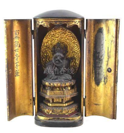 (Asian antiques) Zushi