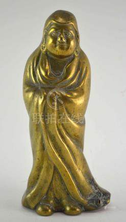 (Asian antiques) Bronse figure
