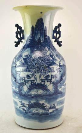 (Asian antiques) vase