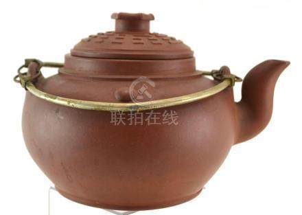 (Asian antiques) Yixing Teapot
