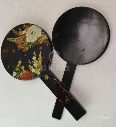 (Asian antiques) Mirror
