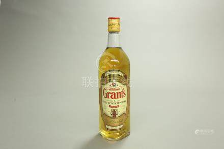 Grant`s威士忌