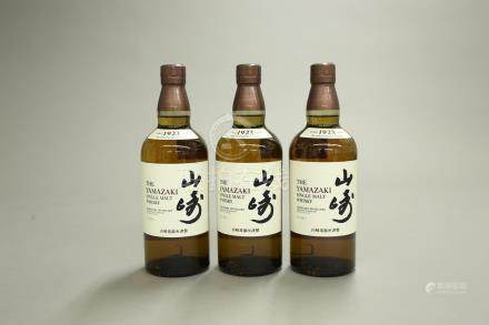 山崎3瓶一組