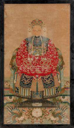 CHINESE SCHOOL (19TH CENTURY), CHINESE FIGURE