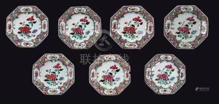 FAMILLE ROSE, CHINE QIANLONG (1711-1799)