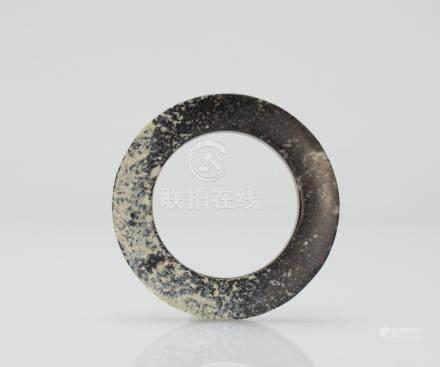 Antique-A Hardstone Disc
