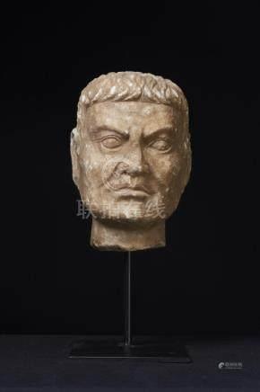 A Very Nice Greek Marble Head