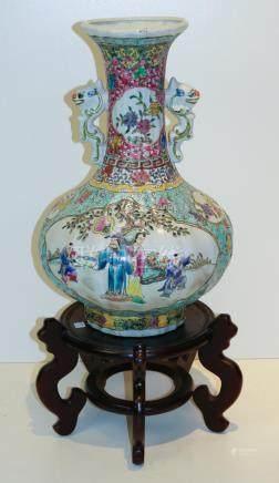 Gr. Vase China, Tongzhi
