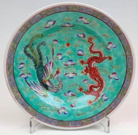 Tiefer Teller China, Guangxu