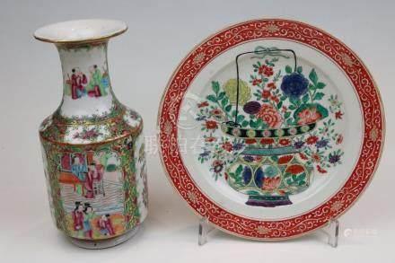 Kl. Vase China, Kanton