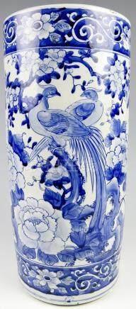 Zylindrische Bodenvase China