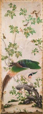 CHINE Fin XVIIIe siècle