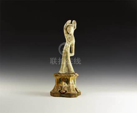 Chinese Tang Dancing Figure