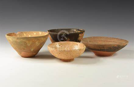 Chinese Song Tea Bowl Group