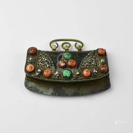 Tibetan Jewelled Firelighter