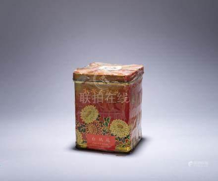 60年代 英記老茶莊 白鷄冠