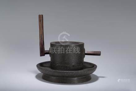 宇治石茶碾