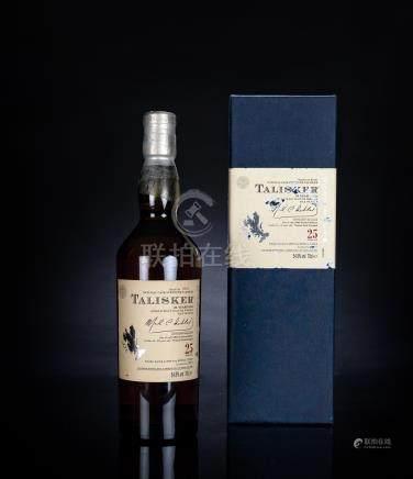 大立斯可Talisker 25年單一純麥蘇格蘭威士忌