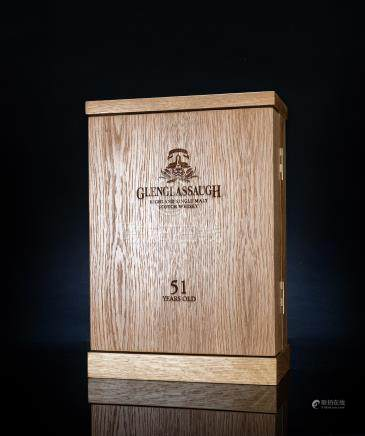 格蘭格拉索 Glenglassaugh 1963年51年 單一純麥蘇格蘭威士忌