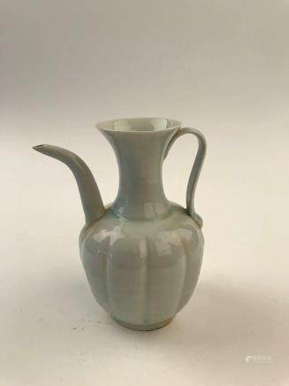 Chinese Celadon Glazed Pitcher