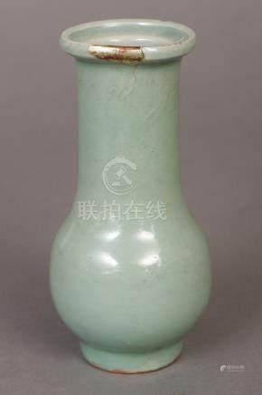 Chinesische Seladonvase