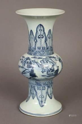 Chinesische Gu-Vase