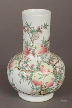 Chinesische Porzellanvase
