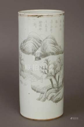 Chinesischer Pinselbecher