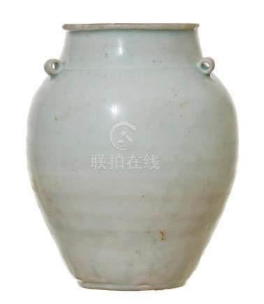 A CHINESE QINGBAI JAR SONG DYNASTY