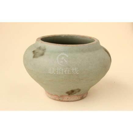 Chinese Yuan Dynasty Jar,