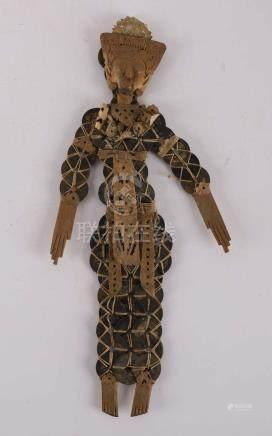 A doll of a man / rice god, so called Dewi Sri, Bali.