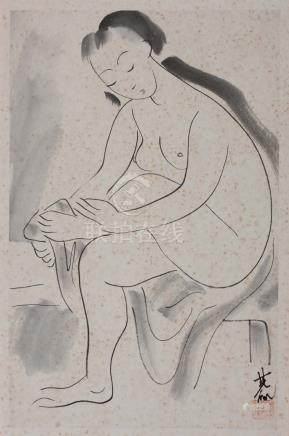 LIN FENGMIAN (1900 1991)