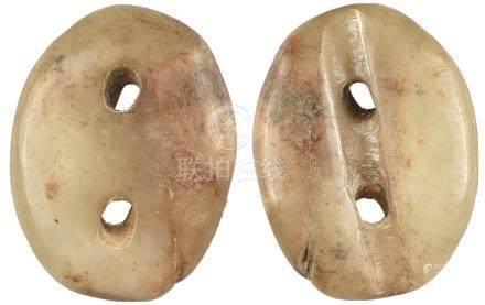 商/周 瑪瑙貝幣