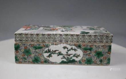 A Famille Verte Box