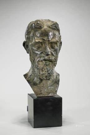 Bronze Sculpture After Rodin