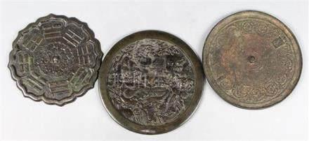 Chinese Bronze Mirrors