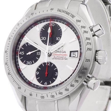 2007 Omega Speedmaster Chronograph Stainless Steel - 3211.31.00