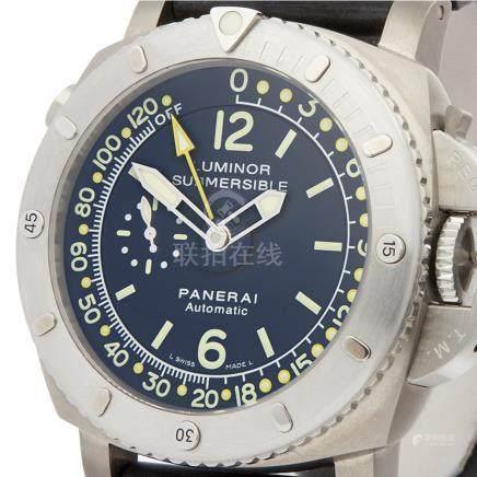 2011 Panerai Luminor Titanium - PAM00307